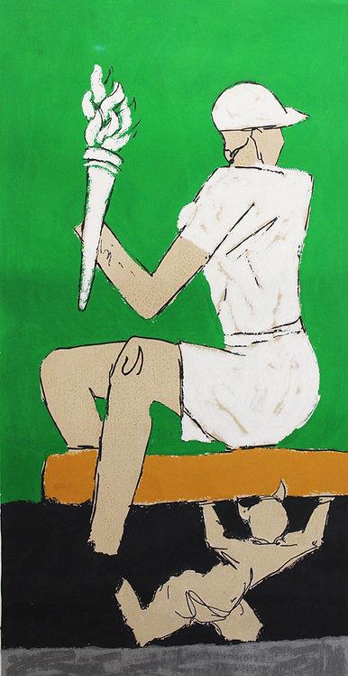 MF Husain painter