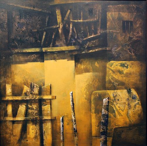 Nagesh Hankare - abstract