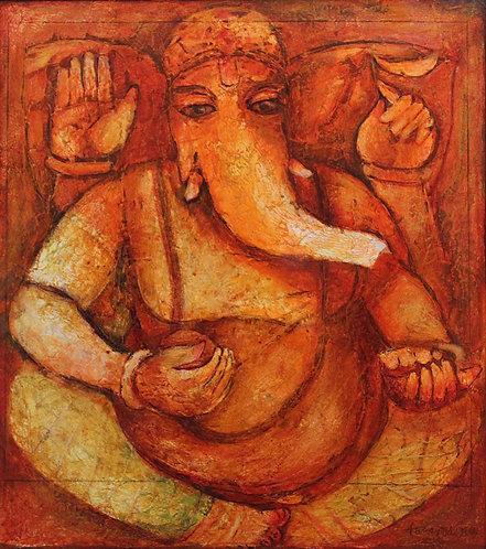 Arup Das - Lord Ganesh