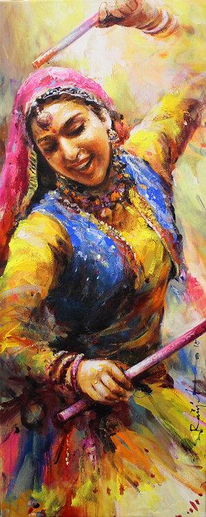 Ranjit Sarkar - dance ii