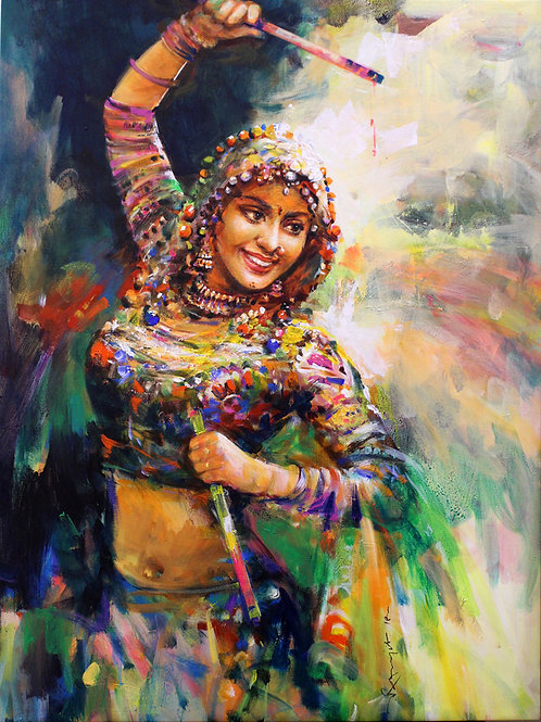 Ranjit Sarkar - dance iv