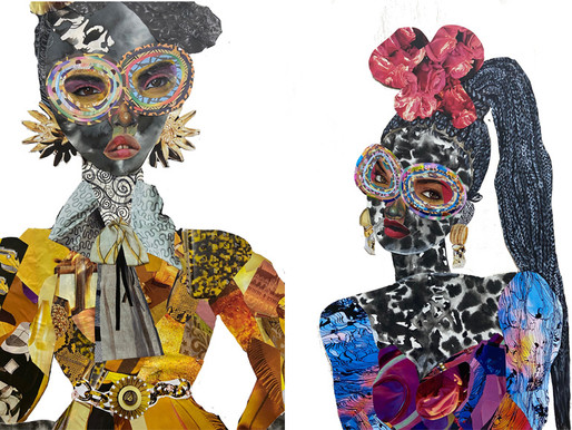 Why Black Artists Matter by Elena Greyrock