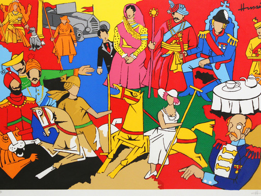 Art, Culture and Identity – How Indian art represents the drive for human expression