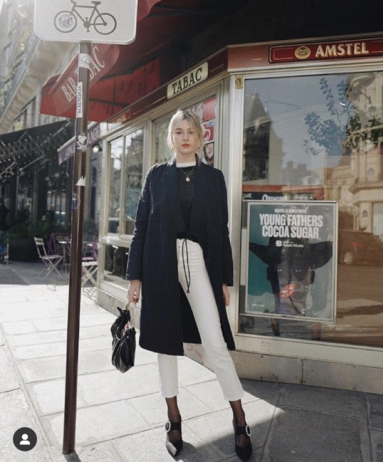 winter fashion for women @camillecharriere