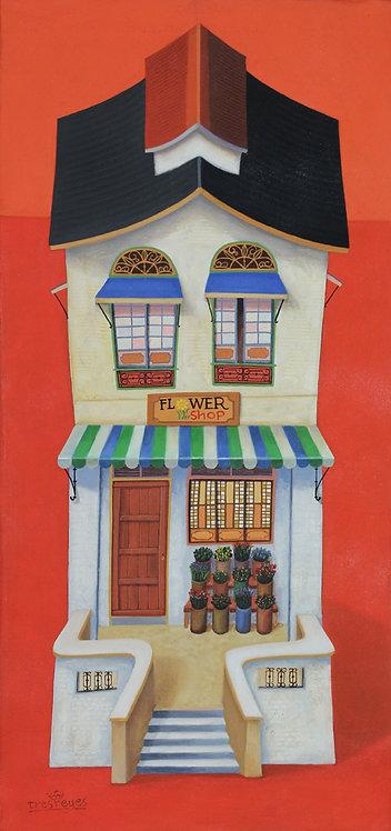 Edwin Tres Reyes - Flower shop