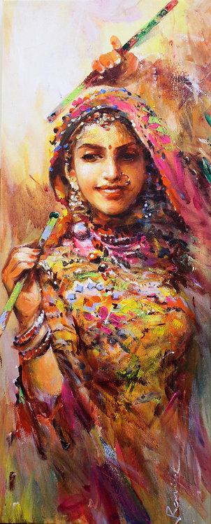 Ranjit Sarkar - dance iii