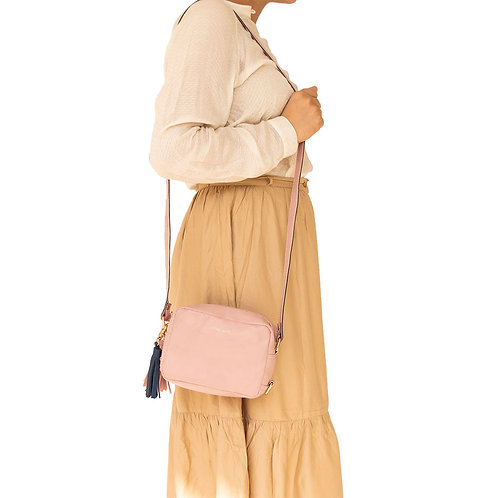 BrokeMate - Throwback Pouch Sling Bag (Pink)