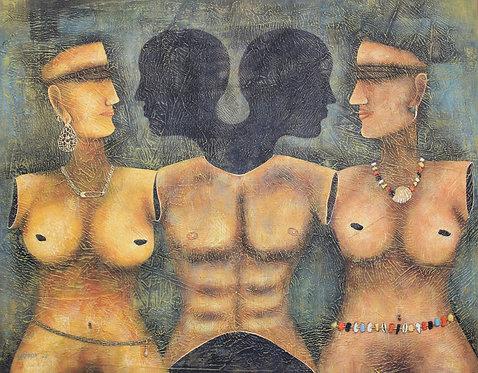 Sudip Das art