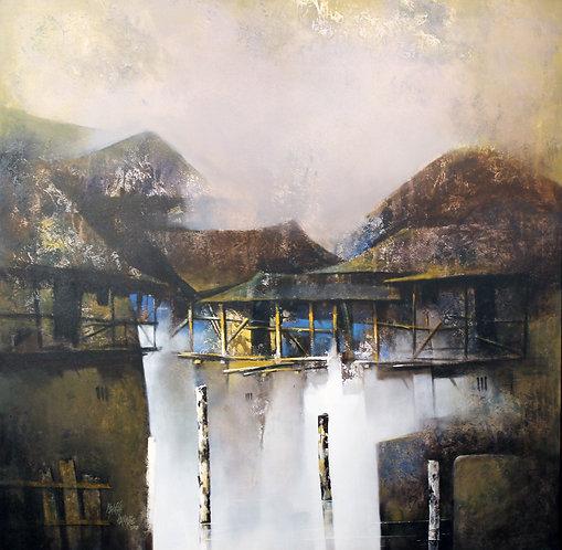 Nagesh Hankare-scenic
