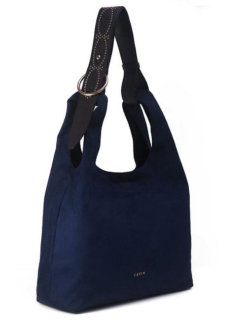 Hobo Bag - Midnight Blue