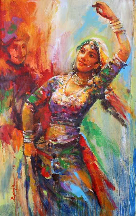 Ranjit Sarkar - Rajasthani Folk