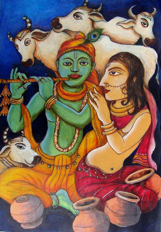 Lord Krishna V
