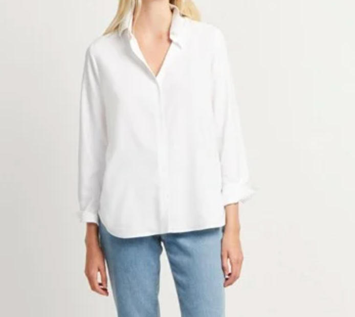 connoisseur women white shirt