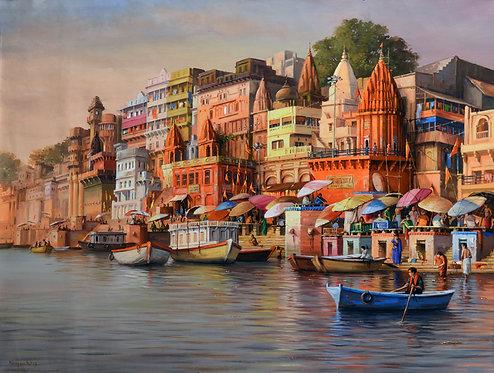 Debyendu - Banaras