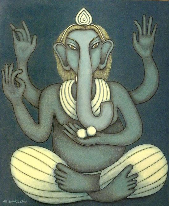 Babli Keshri - Ganesha