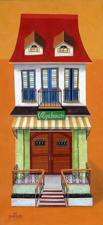 Edwin Tres Reyes - Vegehouse