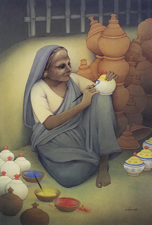 Rajib Gain artwork
