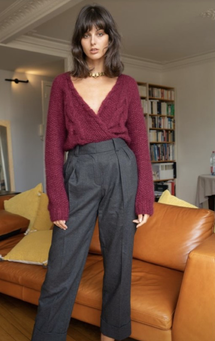 winter outfit for women