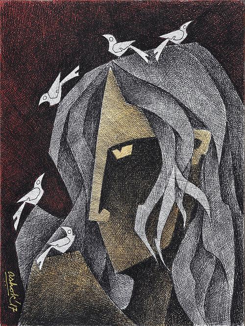 Ashok Bhowmick art
