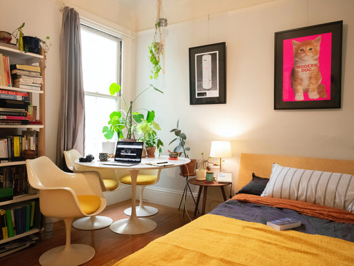 Decorating an office at home- Maximalist vs minimalist design approach