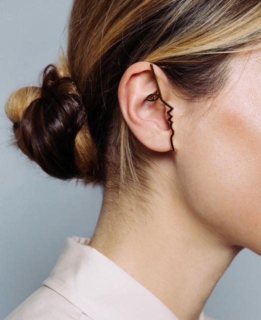 artistic ear cuffs