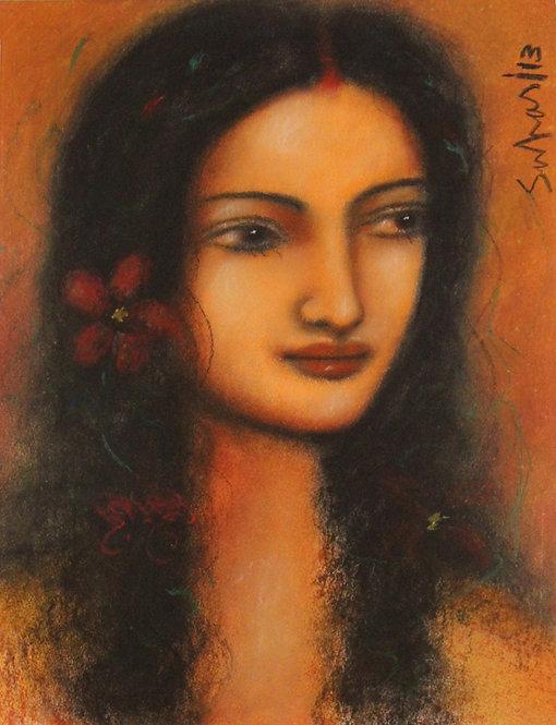 Suhas Roy-Portrait