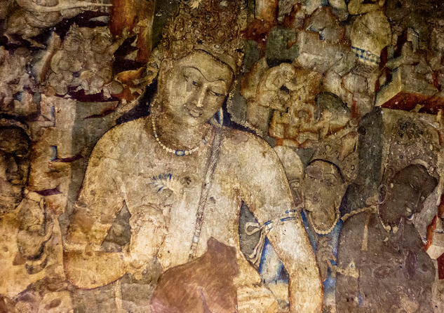 Hindu murals