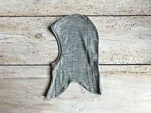 Balaklava ullsilke grå | Engel