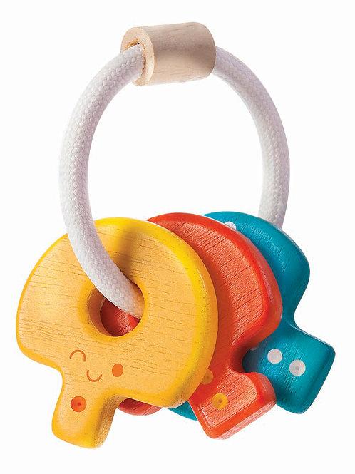 Skallra nycklar   PlanToys