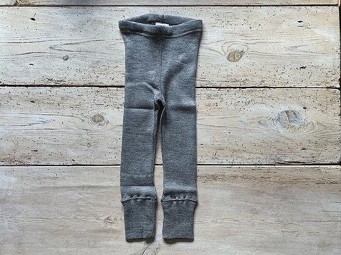 Byxa merinoull grå | ManyMonths