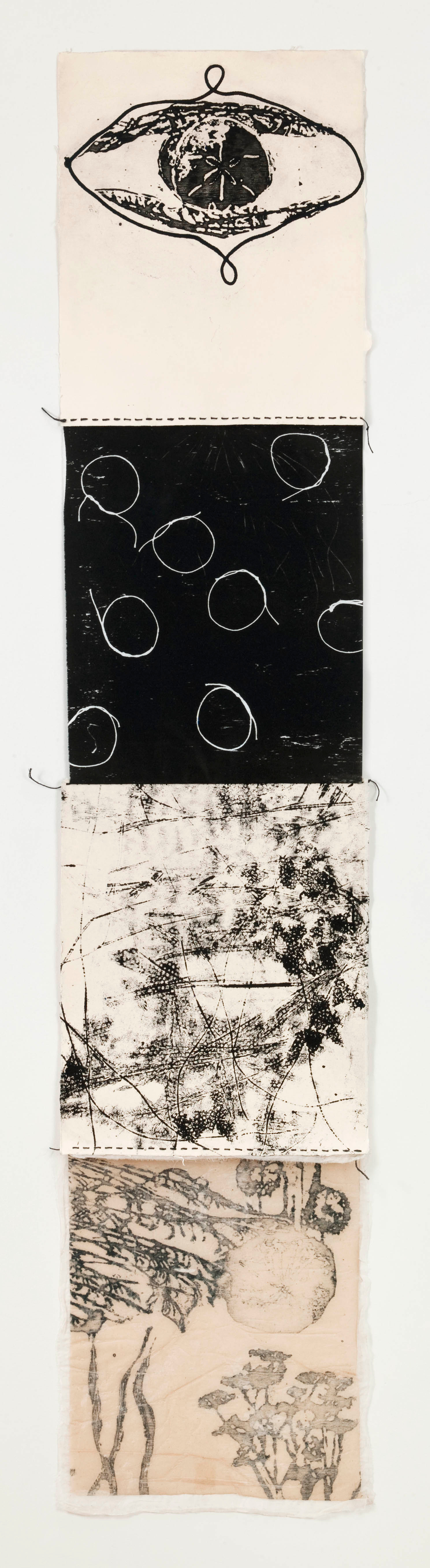 Travel Etching/2011/Etching/134x28 cm