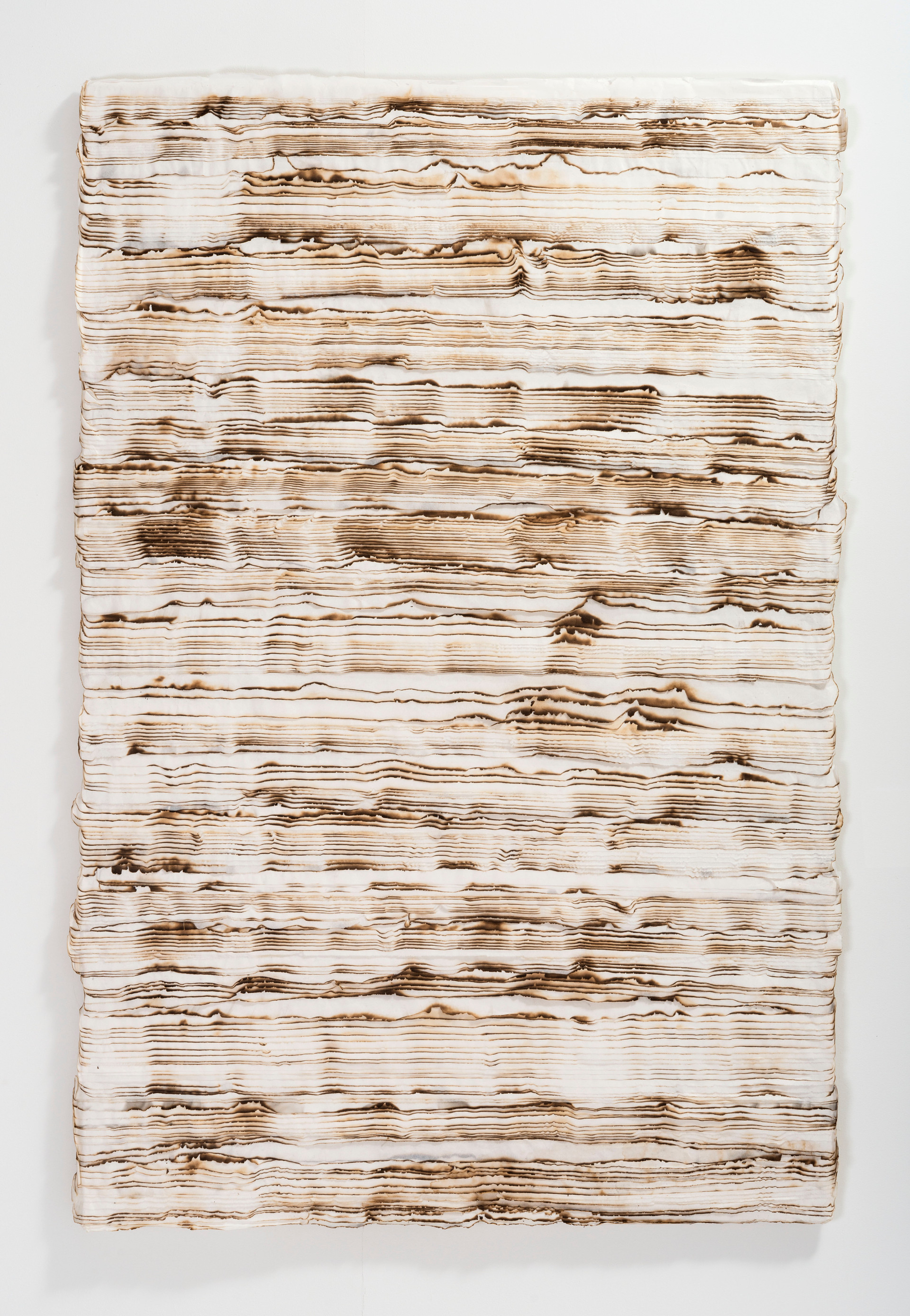 Combustion/2018/Hanji paper/155x105 cm
