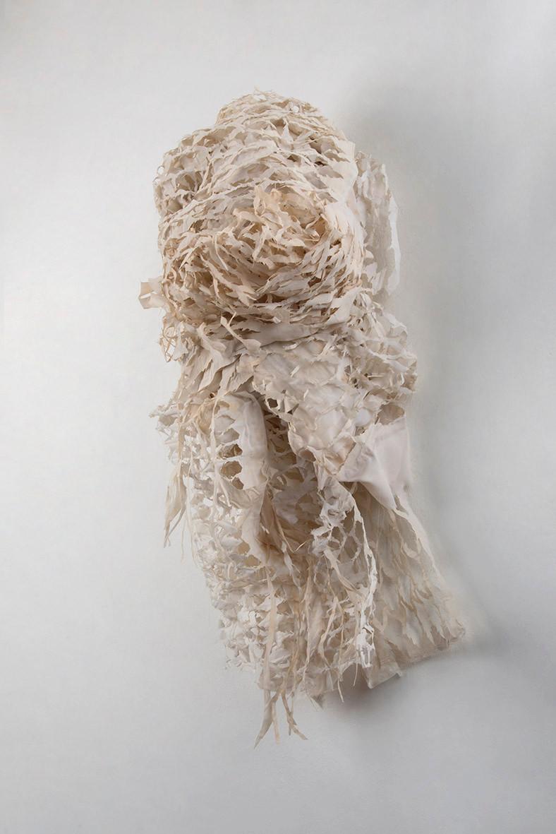 Elementals/2017/Silk Paper/130x66x37 cm