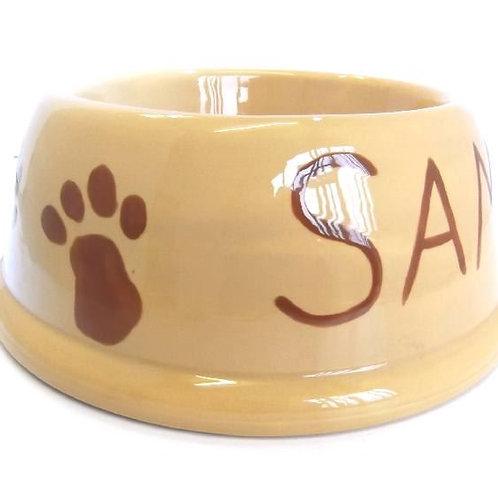 Dog Bowl (Unpainted)