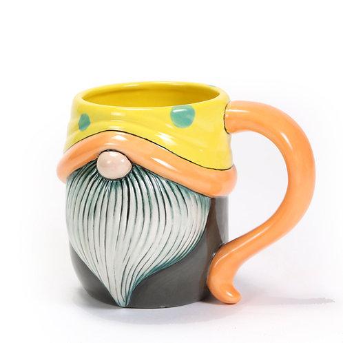 Gnome Mug (Unpainted)