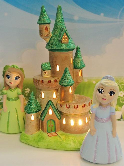 Enchanted Castle (Unpainted)
