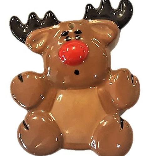 Reindeer Decoration (Unpainted)