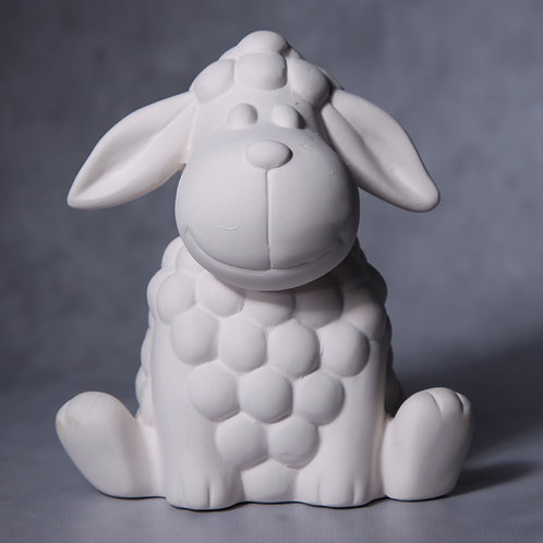 Cute Sheep (Unpainted)