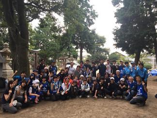 2018.9.23 西日本豪雨の支援①