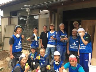 2018.9.24 西日本豪雨の支援②
