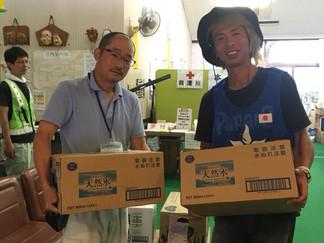 2018.9.23 西日本豪雨の支援②