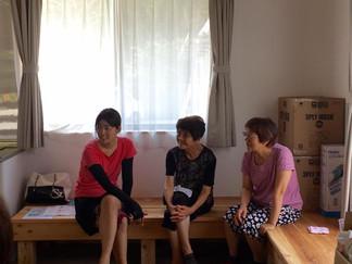 チームくまモンcafe2016.07.28 今日の活動