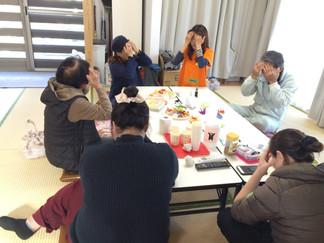 チームくまモンcafe2016.11.25 昨日の活動