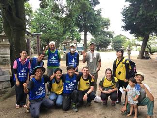 2018.9.14 西日本豪雨の支援①