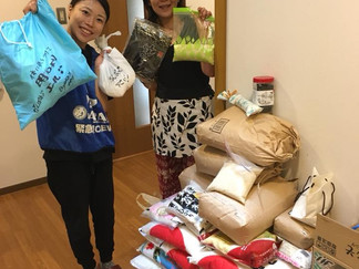 2018.7.28 西日本豪雨の支援①