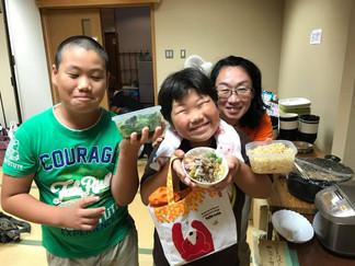 2018.9.1 西日本豪雨の支援⑧
