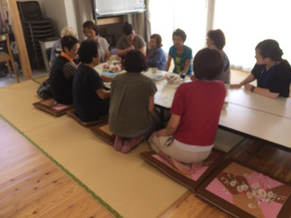 くまモンcafe2017.8.11