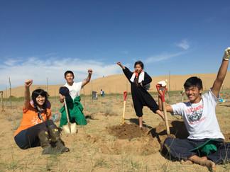第18回 中国 内モンゴル植林ツアー