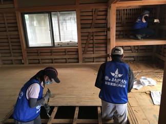 2018.9.7 西日本豪雨の支援②