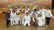 TEAM A☆H☆O「踊りに挑戦」!